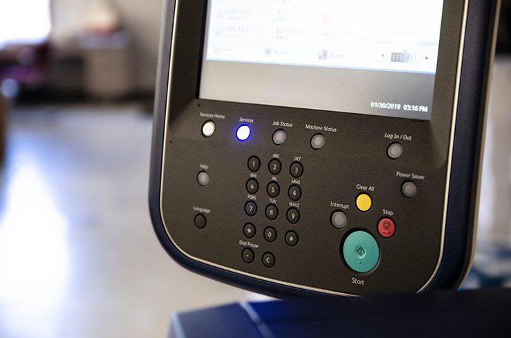 production printers